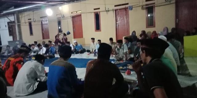 IRBS Desa Belimbing Gelar Acara Halal Bilhalal