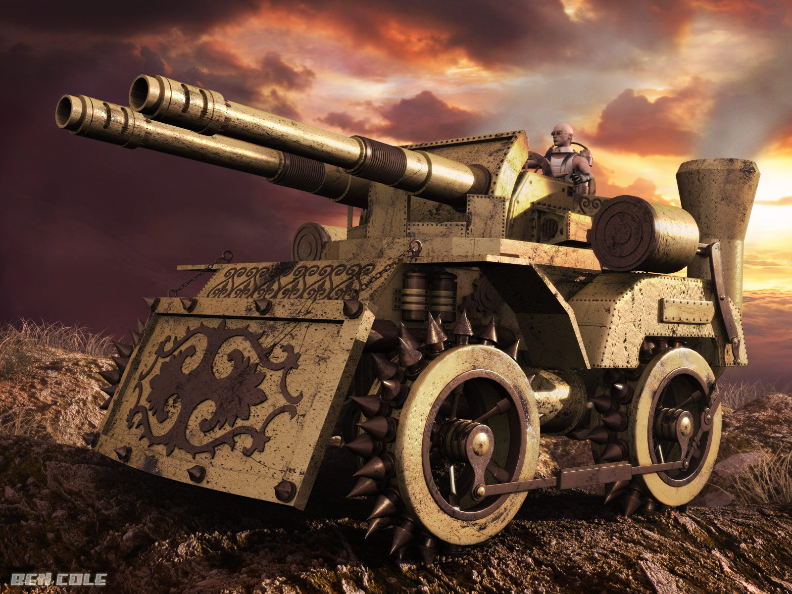 Steampunk For Kids: Steampunk Vehicles For Kids  Steampunk For K...