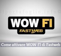 fastweb wow fi
