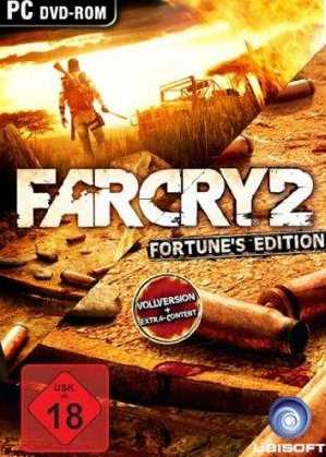 Far Cry 2 Fortune's Edition PC [Full] Español [MEGA]