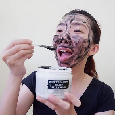 Kiyandra 1 Masker Jelly Eileen Grace