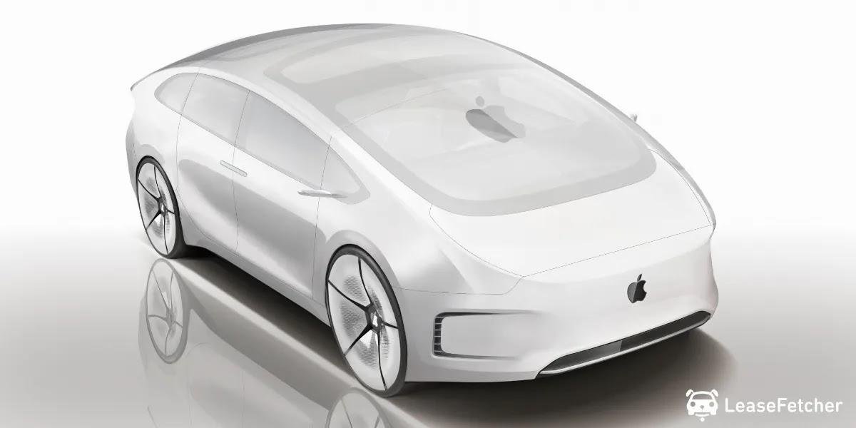 Apple Car:Hyundai IONIQ Electricx Apple Mouse