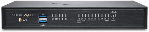 Review SonicWall TZ570 Network Security Appliance
