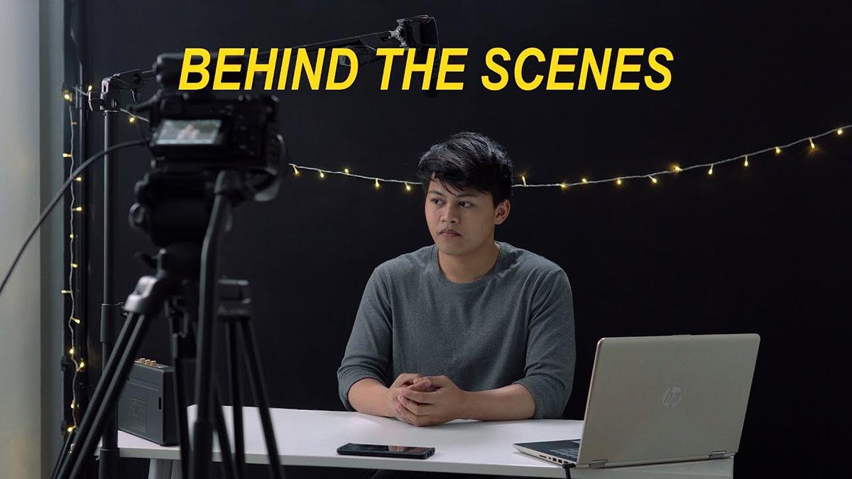 Agung Hapsah YouTUber keren dengan Video Editor KEren