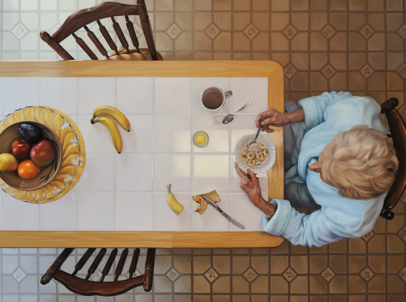 Women & Food Series by Lee Price from Elmira, New York.
