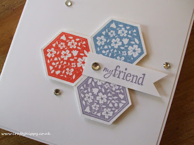 Six Sided Sampler, Stampin' Up!