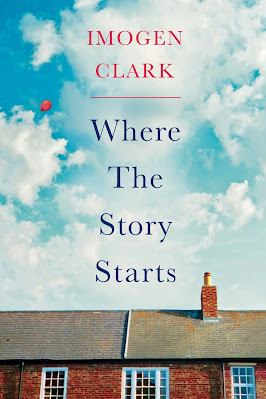 Where the Story Starts by Imogen Clark book cover