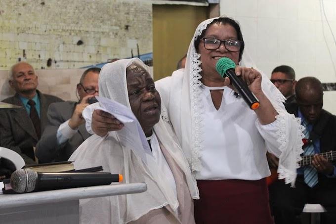 É escolhida a nova presidente da União Feminina da APOIORT