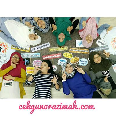 cerita blogger, beauty blogger, blogger AFB, kami blogger, blogger Malaysia