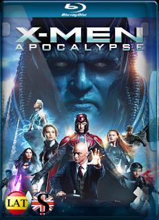 X-Men: Apocalipsis (2016) REMUX 1080P LATINO/INGLES