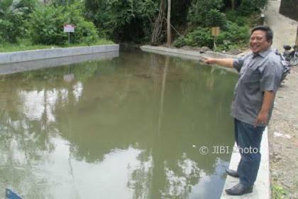 Bendungan Ini Memberi Berkah Bagi Peternak Ikan Tridadi