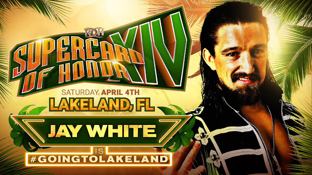 Grande estrela da NJPW estará presente no ROH SuperCard of Honor