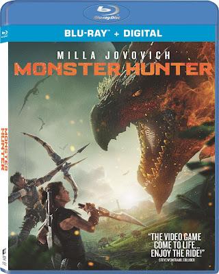 Filme Monster Hunter Dual Áudio 2021 – BluRay 1080p / 720p - Download