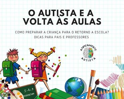 O autista e a volta às aulas - Dicas para pais e professores