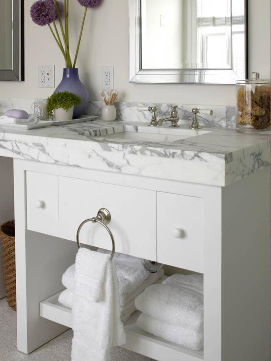 Michael Homchick Stoneworks Unique Bathroom Vanities