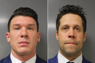 Charges dismissed against Buffalo cops who shoved elderly protester