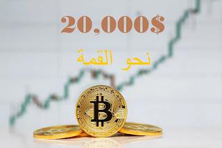 لماذا يجب على Bitcoin مسح 19.3 ألف دولار لبدء مسيرة جديدة نحو 20 ألف دولار