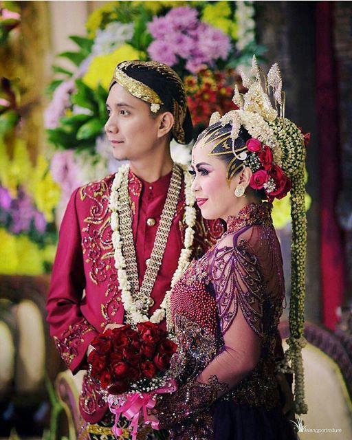 23 Model Kebaya Pernikahan Khas Jawa Tengah Timur Dan Barat Model