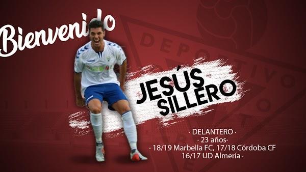 Oficial: Don Benito, firma Jesús SIllero