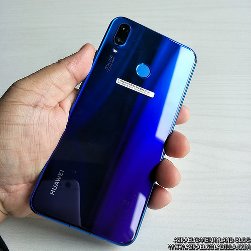 HUAWEI NOVA 3i AND NOVA 3