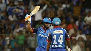 Rishabh Pant 78* - MI vs DC 3rd Match IPL 2019 Highlights