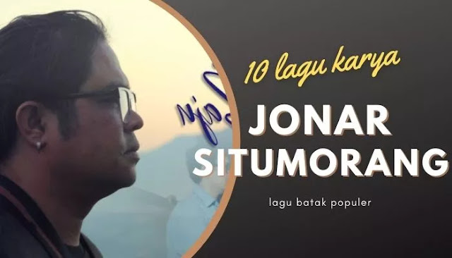 daftar lagu batak karya Jonar Situmorang