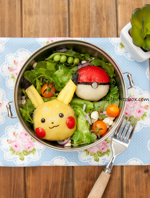 Spice up your life with a taste of japan for Pokemon cuisine
