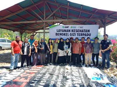 ACT Lampung Launching Bengkel Gizi Terpadu di Kelurahan Bakung