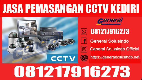 Jasa Pemasangan CCTV Kandat Kediri Murah