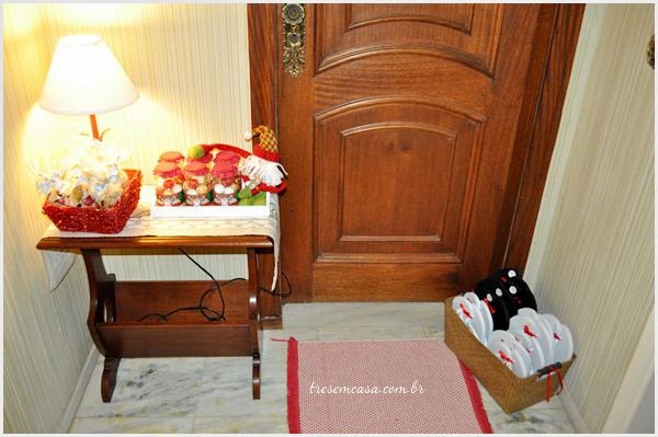 como decorar casa natal