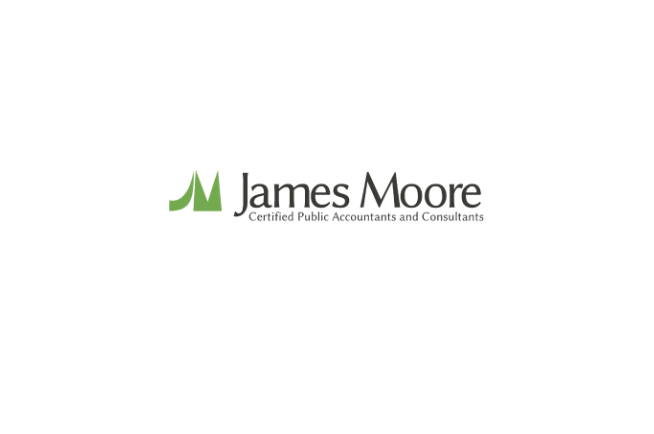 Logo - James Moore & Co - CPA Tax Accountant Tallahassee FL