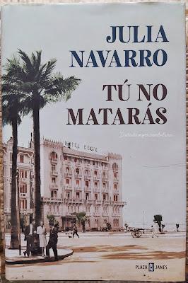 Julia Navarro - Tu no mataras