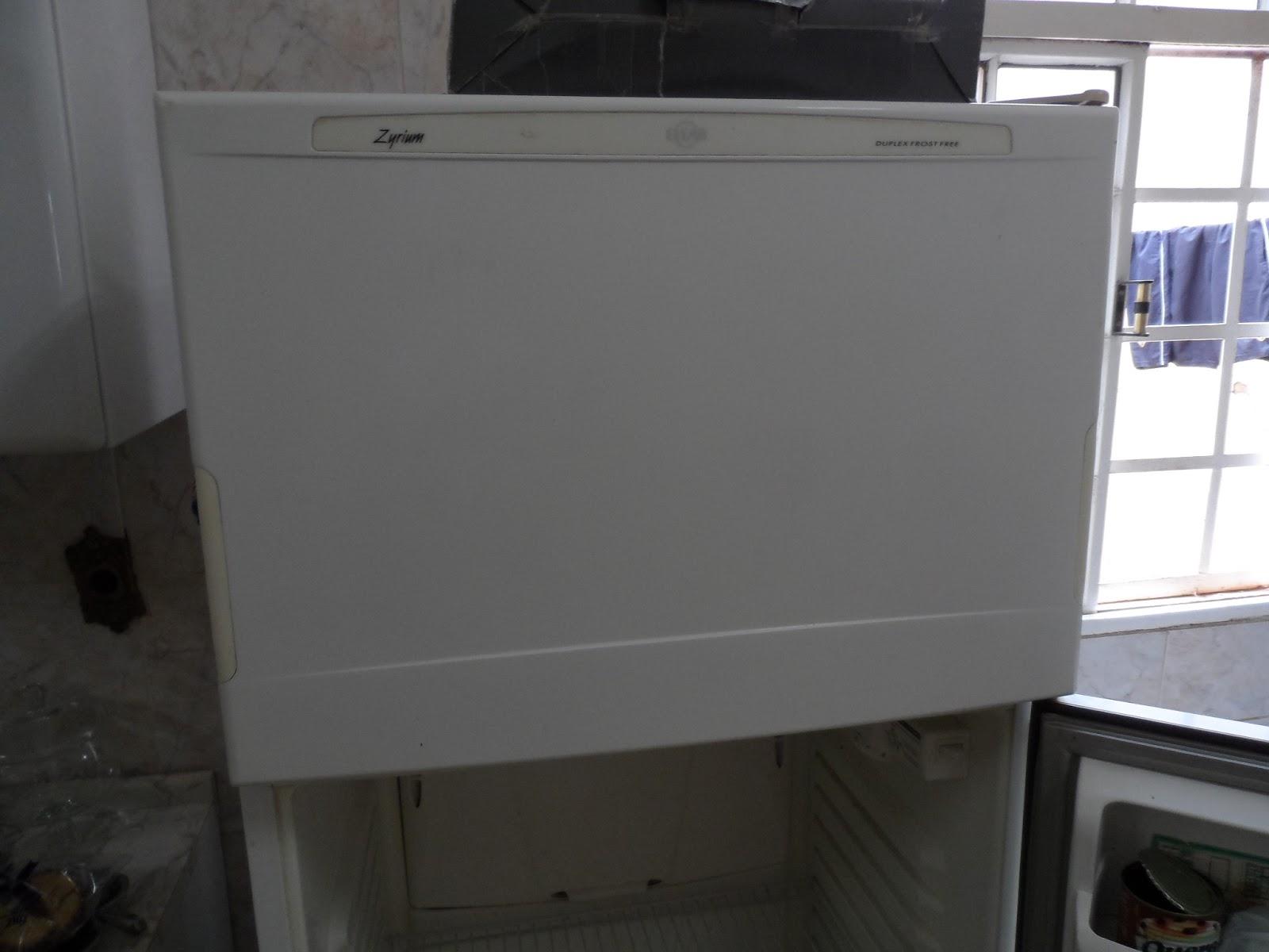 Refrigerador Brastemp BRG39, não refrigera a parte inferior ou não  refrigera nada. Refrigerador duplex BRG39, frost free ...