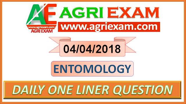 Agricultural Entomology