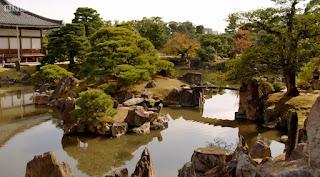 Nijo Castle Pond