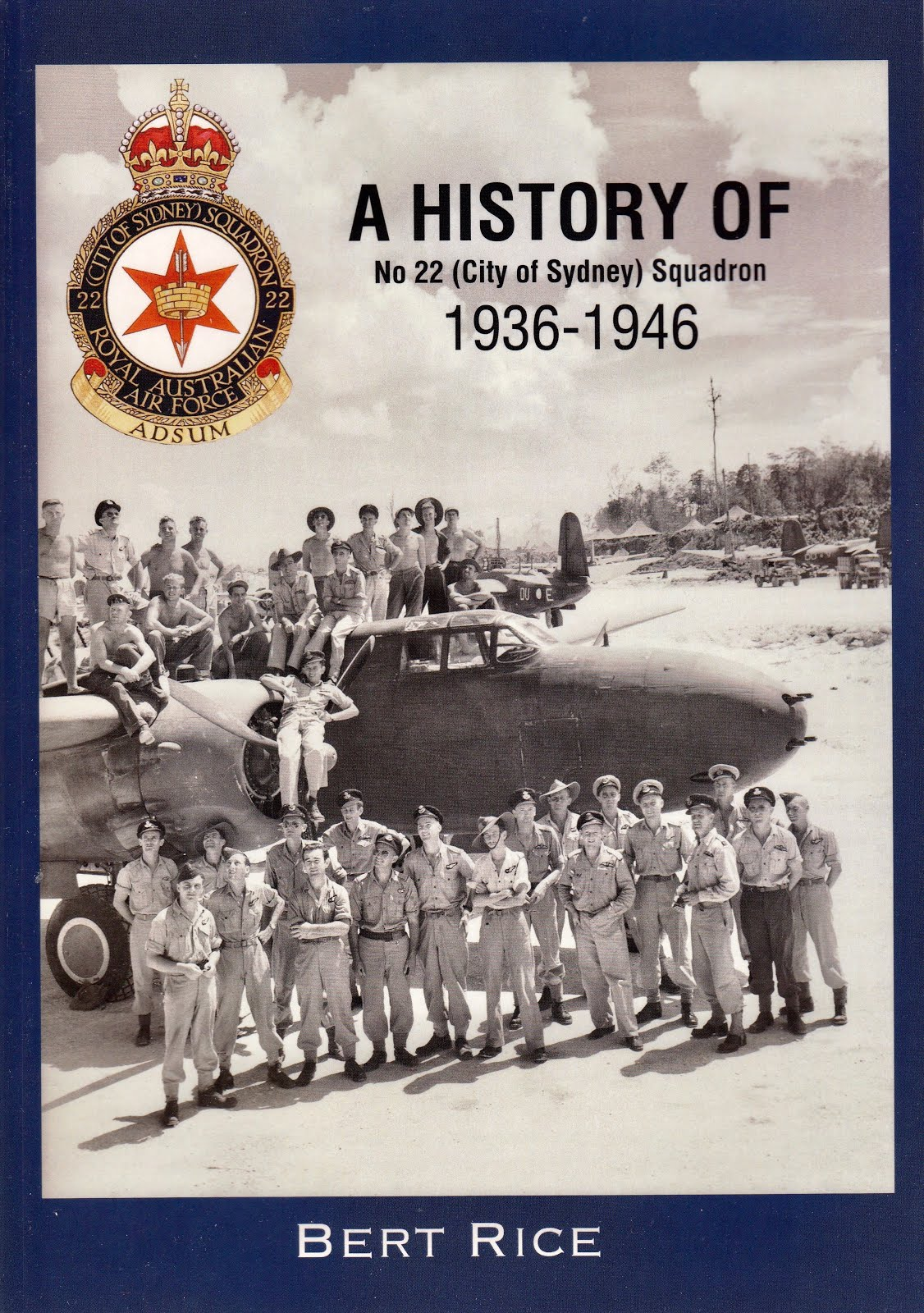 A History of 22 Squadron