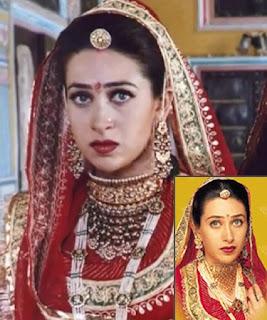 Karisma Kapoor dalam Film Zubeidaa