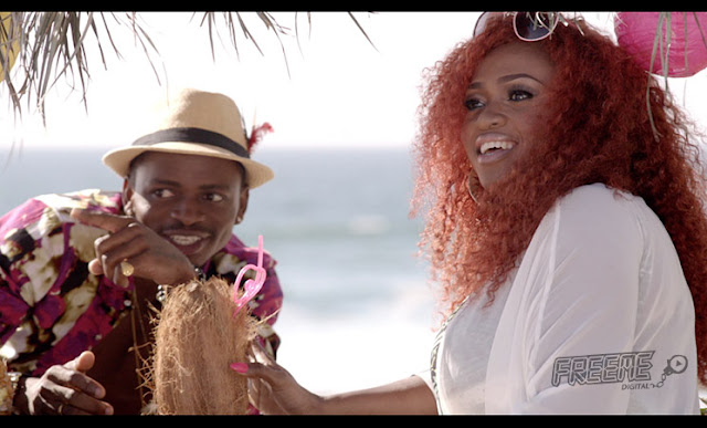 Waje Ft Diamond Platnumz - Coco Baby Video