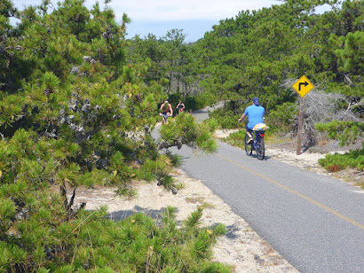 Herring Cove bike trail
