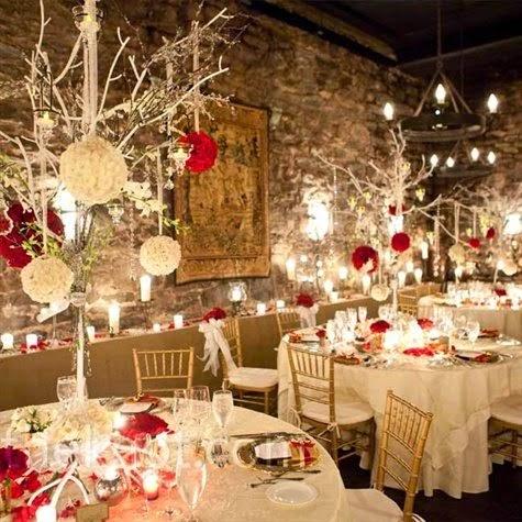 Molto Matrimonio Invernale - Sposarsi in inverno: Sposarsi a Natale - Un  DT51