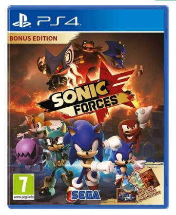Sonic Forces Sonic Forces