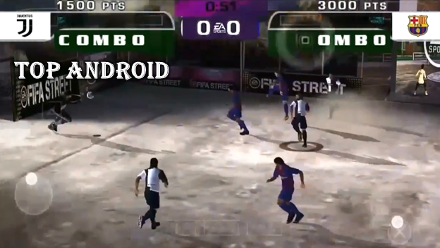 FIFA STREET 2020 ANDROID