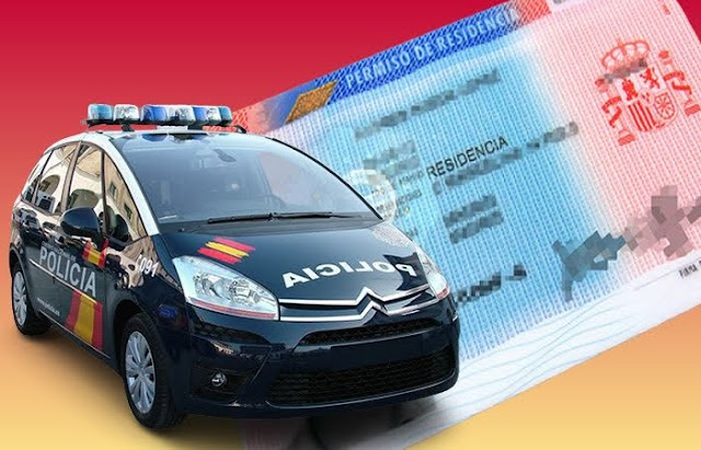 Desarticulan en España red dedicada a falsificar tarjetas de residencia para extranjeros