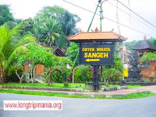 Sangeh Badung Bali