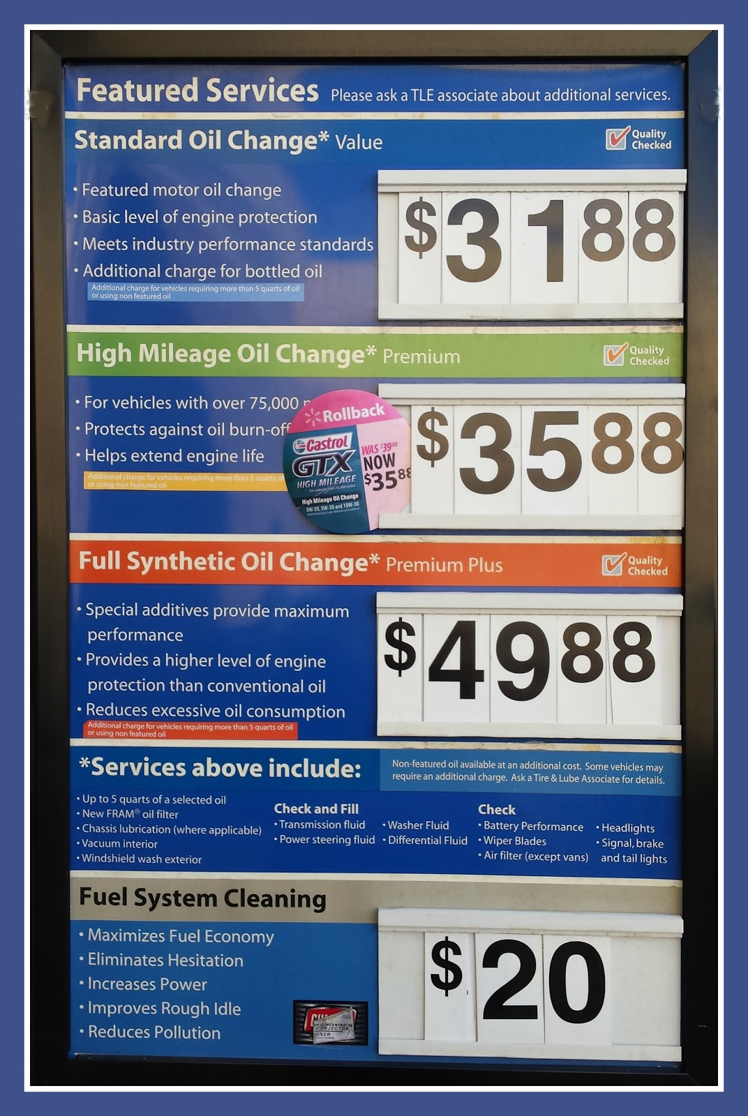 Images Of Jiffy Lube Prices For Oil Change
