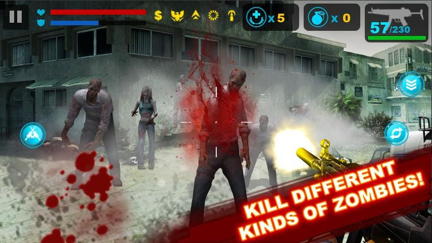 Download Zombie Frontier MOD APK 3
