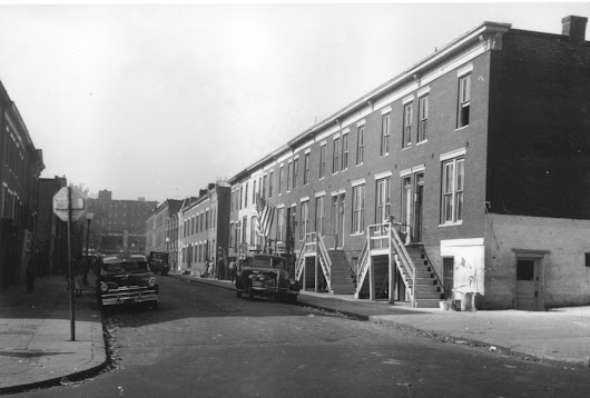 Almost Razed: History of the 1700 Block of Seaton Place, NW