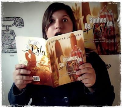 Parceria com a escritora Gislaine de Oliveira