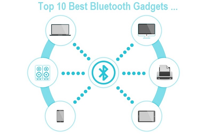 Top 10 Best Bluetooth Gadgets