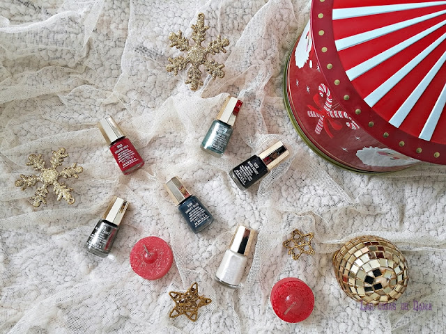 TWIST & SHINE Navidad Mavala uñas beauty invierno nailspolish manicura belleza